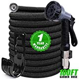 Best Expanding Garden Hoses - Expandable Garden Hose 100ft, Kink Free Water Hose Review