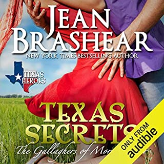 Texas Secrets audiobook cover art