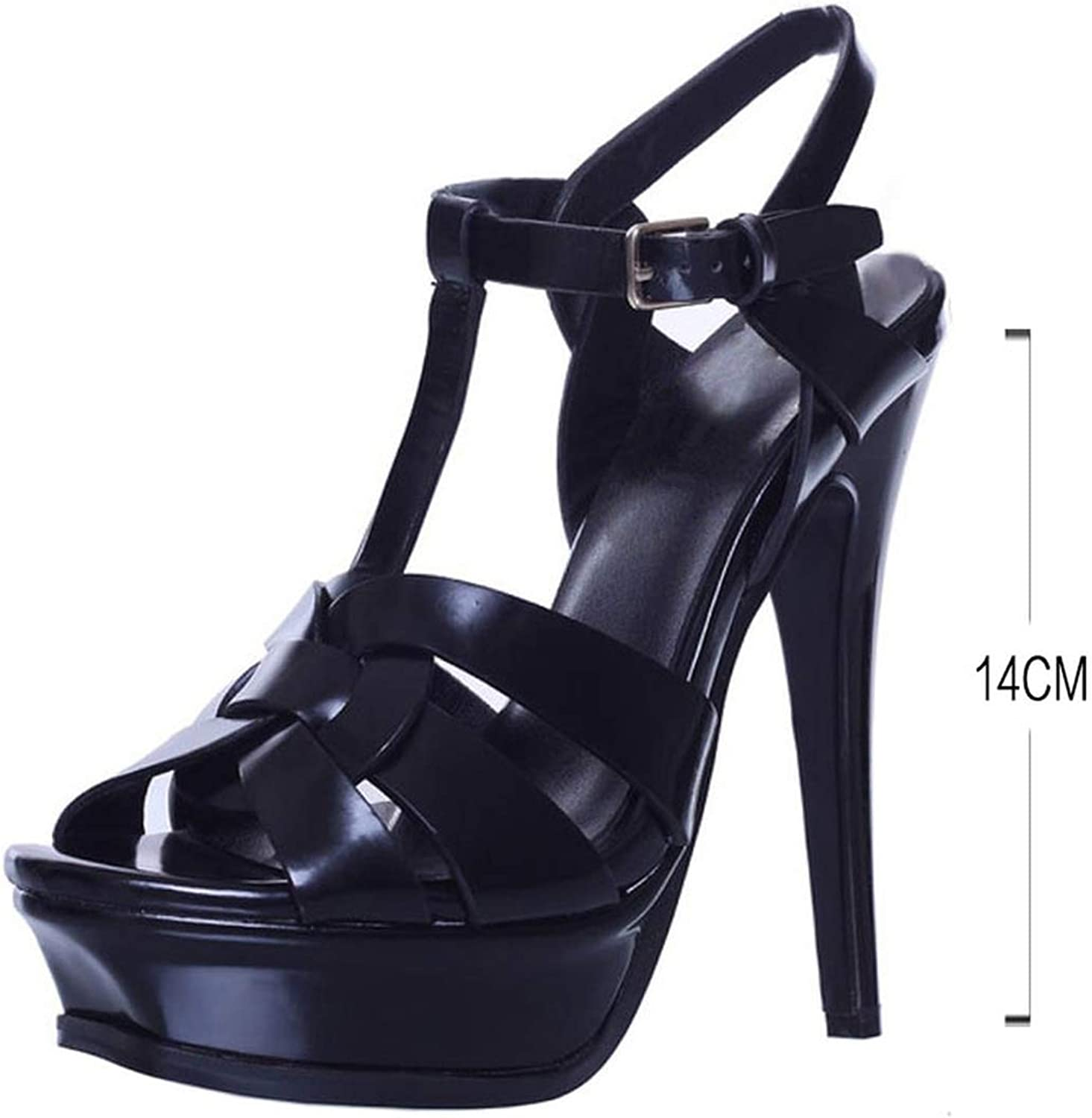 786029ab605bb 11 colors New 2019 Women shoes 14 10cm High Heels Platform shoes ...