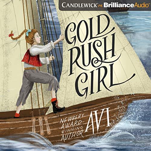 Gold Rush Girl cover art
