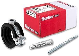 Fischer rörsats FGRS 25-30 mm svart