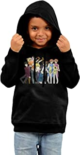 Toddler Vintage Ouran High School Host Club 100% Cotton Long Sleeve Hoodies Sweater