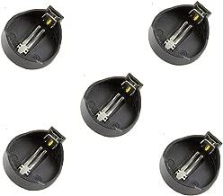 5X Portapilas para Pilas Botón 3v tipo CR2032 CR 2032 y similares