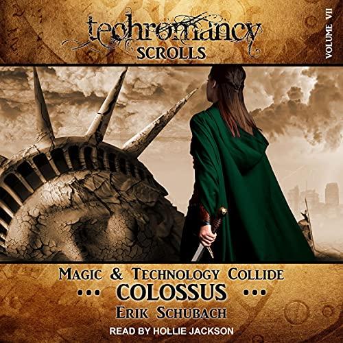 Techromancy Scrolls: Colossus cover art