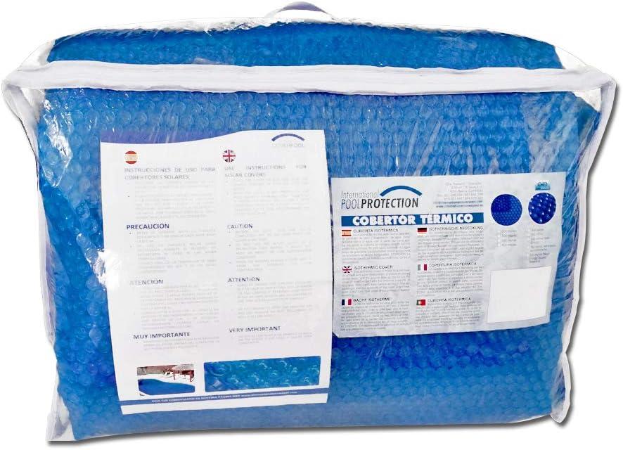 Pool System Protection Cobertor térmico 400 Micras Eco para Piscina de 2 x 3 Metros