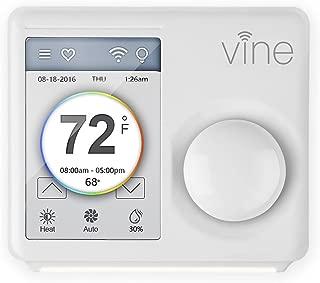 TJ-610 Vine Smart Wi-Fi Programmable Thermostat w/ 3.5