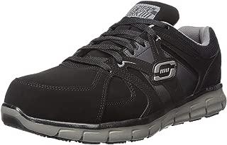 Skechers for Work Men's Synergy Ekron Walking Shoe
