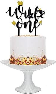Best monogram birthday cake toppers Reviews