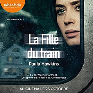 La Fille du train audiobook cover art