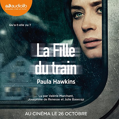 La Fille du train Titelbild