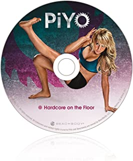 Beachbody Chalene Johnson's PiYo Hardcore on The Floor DVD Workout