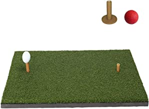 TOPYL Casa Alfombra De Golf, Práctica Residencial Esterilla De Práctica De Golf,Grueso Alfombra De Práctica para Golf Ayuda Sano para Patio Trasero Garaje Al Aire Libre Interior