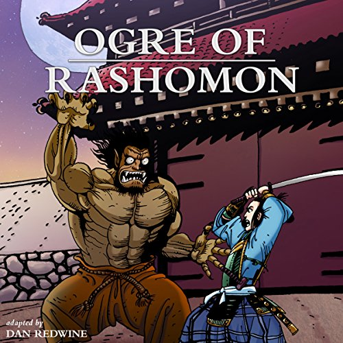 Ogre of Rashomon audiobook cover art