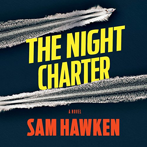 The Night Charter audiobook cover art