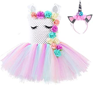 Sequins Bow Headband Baby Shower Costume Tutu Skirt HIHCBF Its My 1st//2nd Birthday Cake Smash Outfit Baby Girls Romper