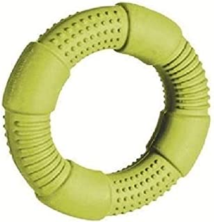 Chase 'n Chomp 60059 Go-Ring Pet Chew Toy,Blue, Large