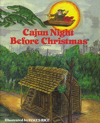 CAJUN NIGHT BEFORE CHRISTMAS (The Night Before Christmas Series) (English Edition)