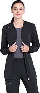 Cherokee Women's Infinity Ck370A Zip Front Warm-Up Jacket