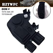 HZTWFC Right Door Lock Actuator Compatible for Acura RSX Honda Accord Civic CR-V Element Odyssey Pilot # 72115-S6A-J01 72115S6AJ01