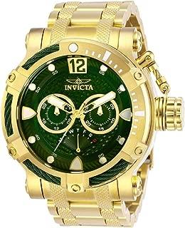 Bolt Quartz Green Dial Men's Watch 29832