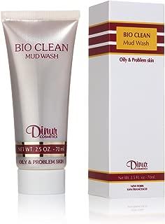 Dinur Cosmetics BIO CLEAN Mud Wash 2.5 fl. oz. 70ml