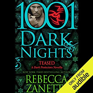 Teased                   By:                                                                                                                                 Rebecca Zanetti                               Narrated by:                                                                                                                                 Karen White                      Length: 3 hrs and 57 mins     1 rating     Overall 1.0