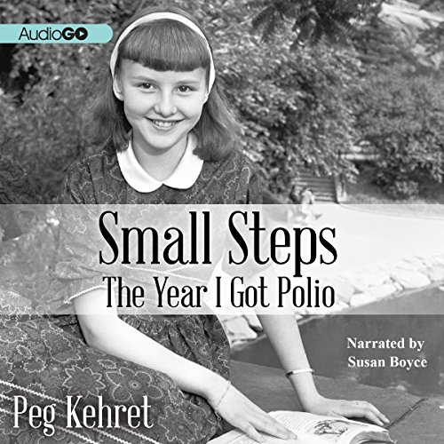 Small Steps audiobook cover art