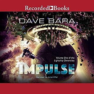Impulse audiobook cover art