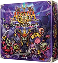 Arcadia Quest–Beyond The Grave, Board Game (Edge Entertainment AQ02) [English Language not Guaranteed]