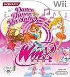 Wii - Winx DDR+Tanzmatte, 1St.