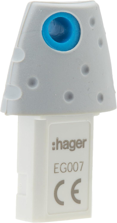 Hager – EG007 – Schlüssel Programmierung für für für EG493E, EG293B, EG403E B001Z4IQ6A | Outlet  b04548