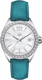 Formula 1 - Reloj de pulsera para mujer (35 mm), color azul turquesa