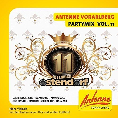 ANTENNE VORARLBERG Partymix Vol. 11 - Mixed by Enrico Ostendorf