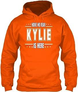 Have no Fear Kylie is here Sweatshirt - Gildan 8oz Heavy Blend Hoodie