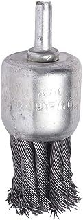 فرشاة نهاية الأسلاك فرشاة العقدة المجعدة فرشاة فولاذية ملتوية لتلميع التلميع والتلميع