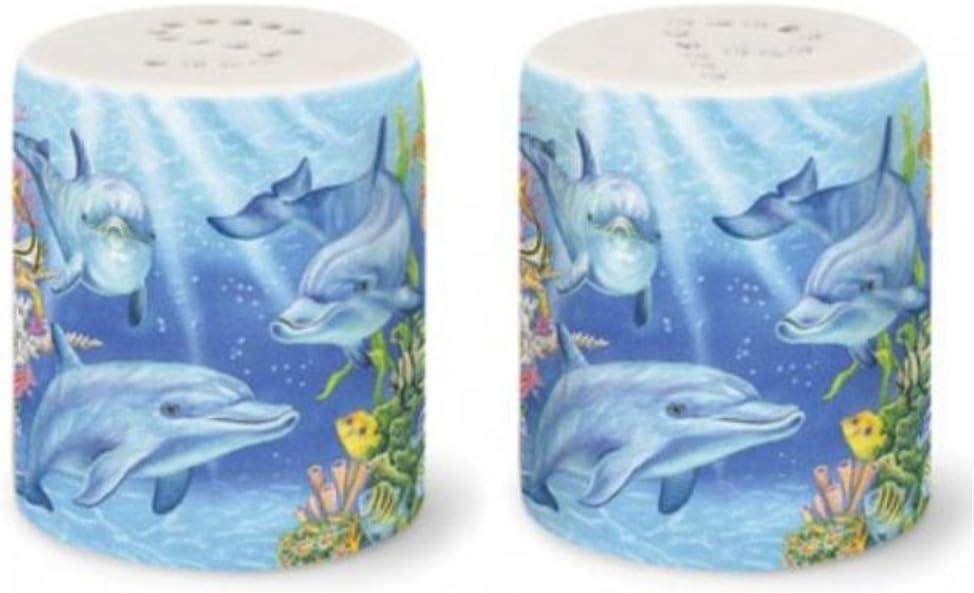 Dolphin Salt Max 72% OFF Pepper Shaker 2.5