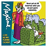 2019 Maxine Planning 2019 Wall Calendar, Women's Humor by TF Publishing