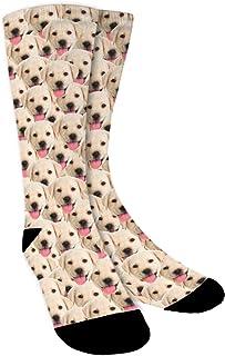 Calcetines Personalizados Con Fotos,Poner Foto De Familia En Calcetines Para Hombres, Mujeres