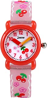 Kinderhorloge 3D Siliconen Student Horloge Leuke Cartoon Waterdichte Quartz Horloge Basisschool Kinderhorloge