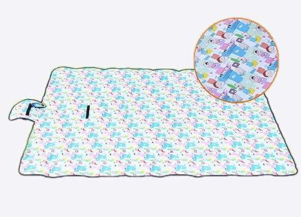 SJZC Picknick Matte Picknickdecke Wasserdichte Campingdecke Stranddecke Outdoordecke,Weiß B07JGCGSQM | Nicht so teuer