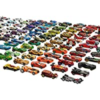 Hot Wheels- Disney Coches juguettes básicos pequeños, 5+ (Mattel 5785)