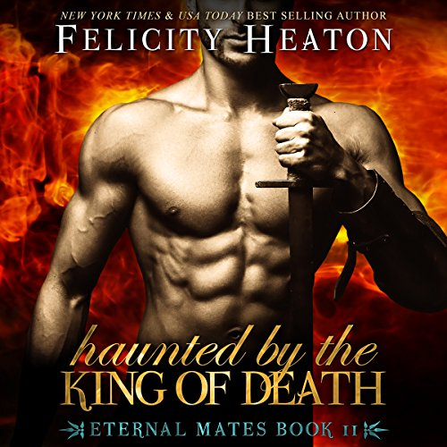 Haunted by the King of Death audiobook cover art