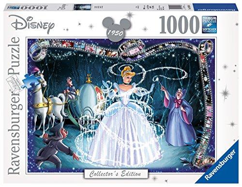 Ravensburger Puzzle 19678 - Cinderella - 1000 Teile