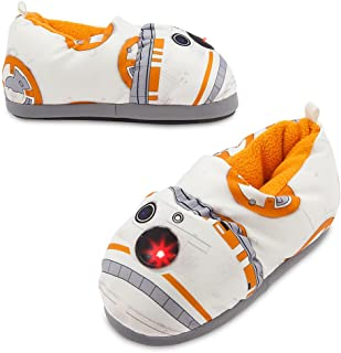 Star Wars BB-8 Light-Up Slippers - Kids Size 7/8