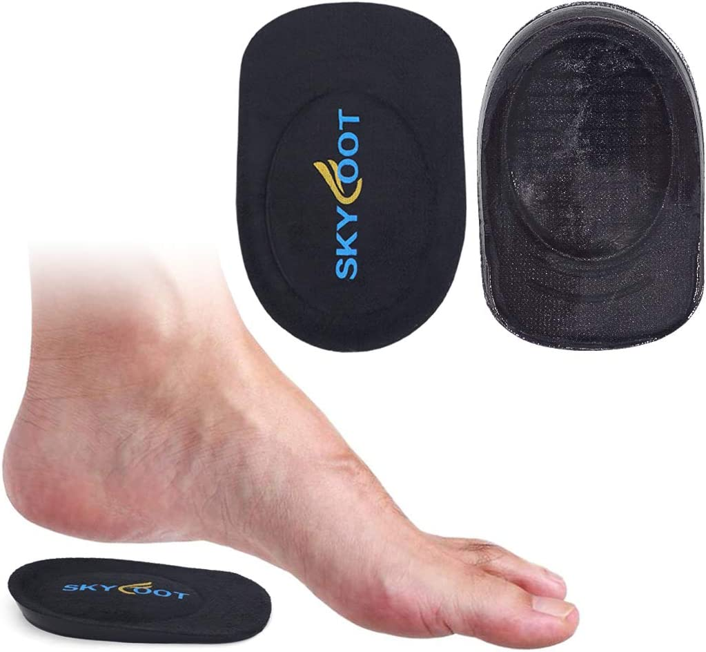 Skyfoot's Heel Cups Gel Recommended Cushions for Plantar shopping Fasciiti