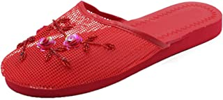 Best red chinese slippers Reviews