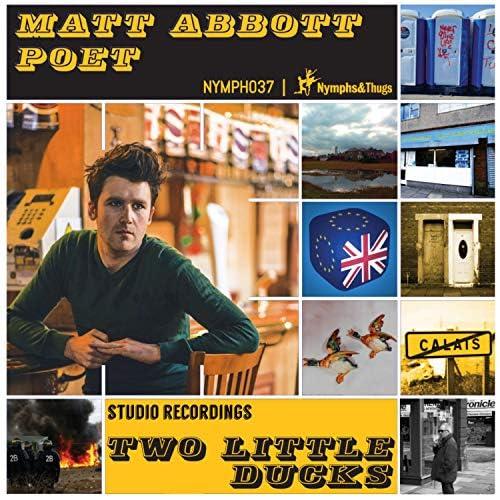 Matt Abbott Poet
