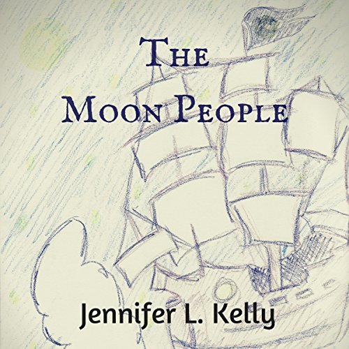 The Moon People audiobook cover art