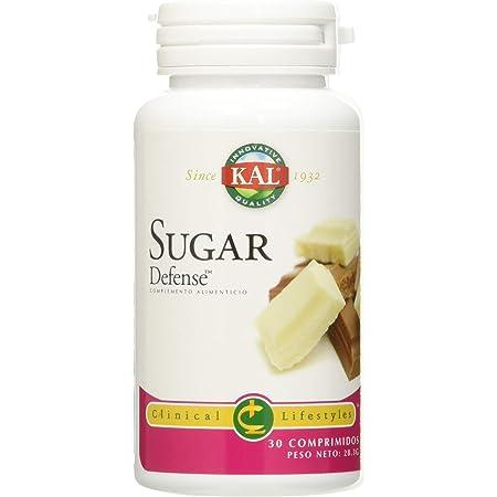 KAL Sugar Defense Sugar Defense | Apto Para Vegetarianos | 30 Comprimidos