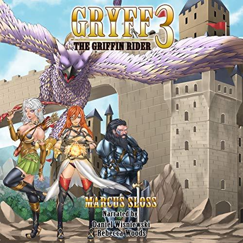 Gryff the Griffin Rider 3 Titelbild
